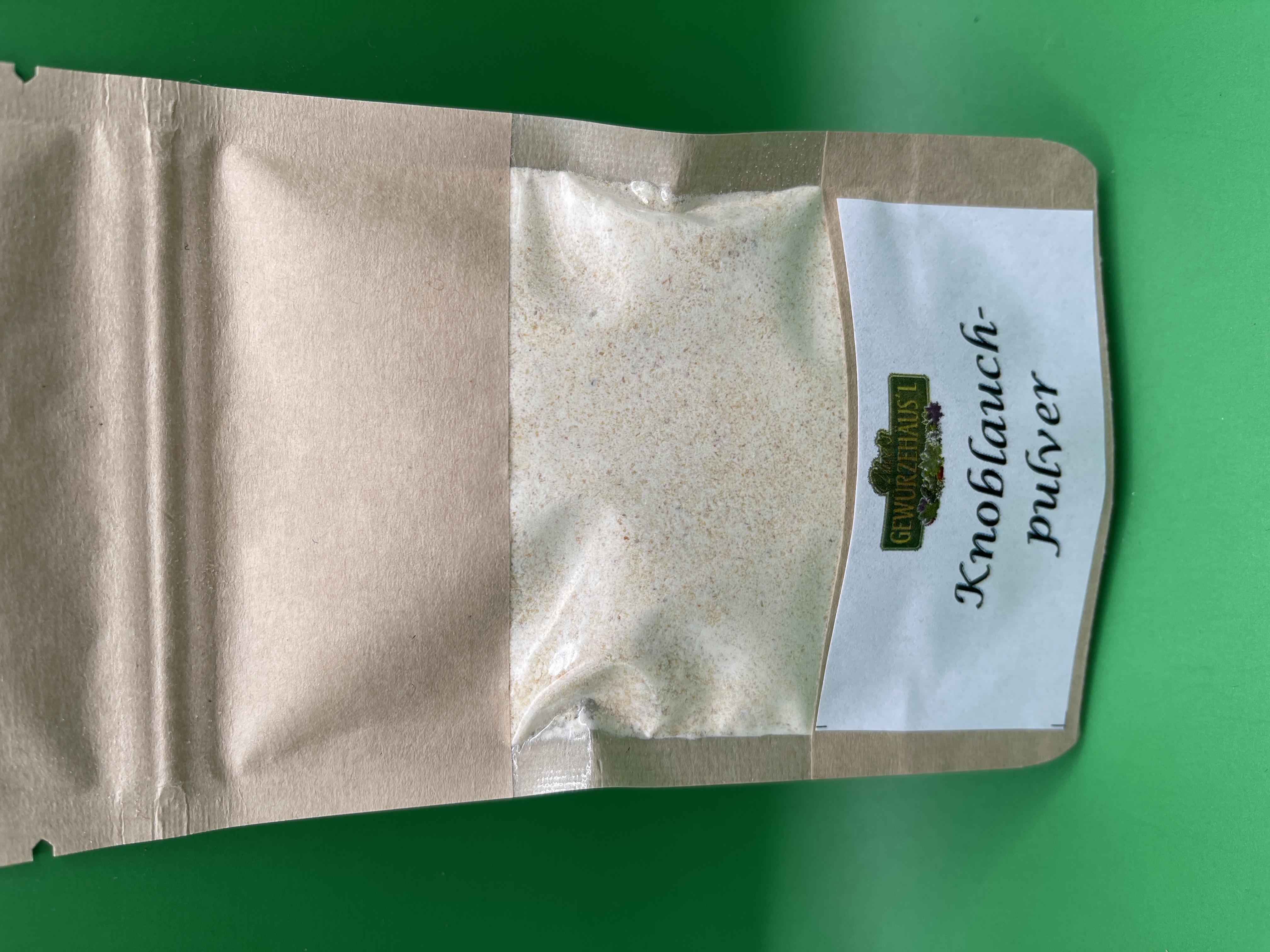 Knoblauchpulver 50 g