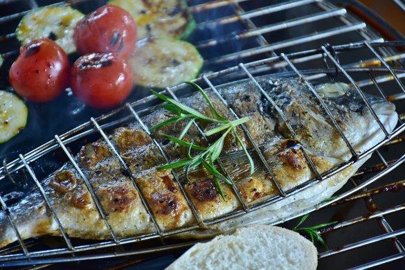 Grill und Feuerkräutermischung 50g Grillgut Gewürzmischung