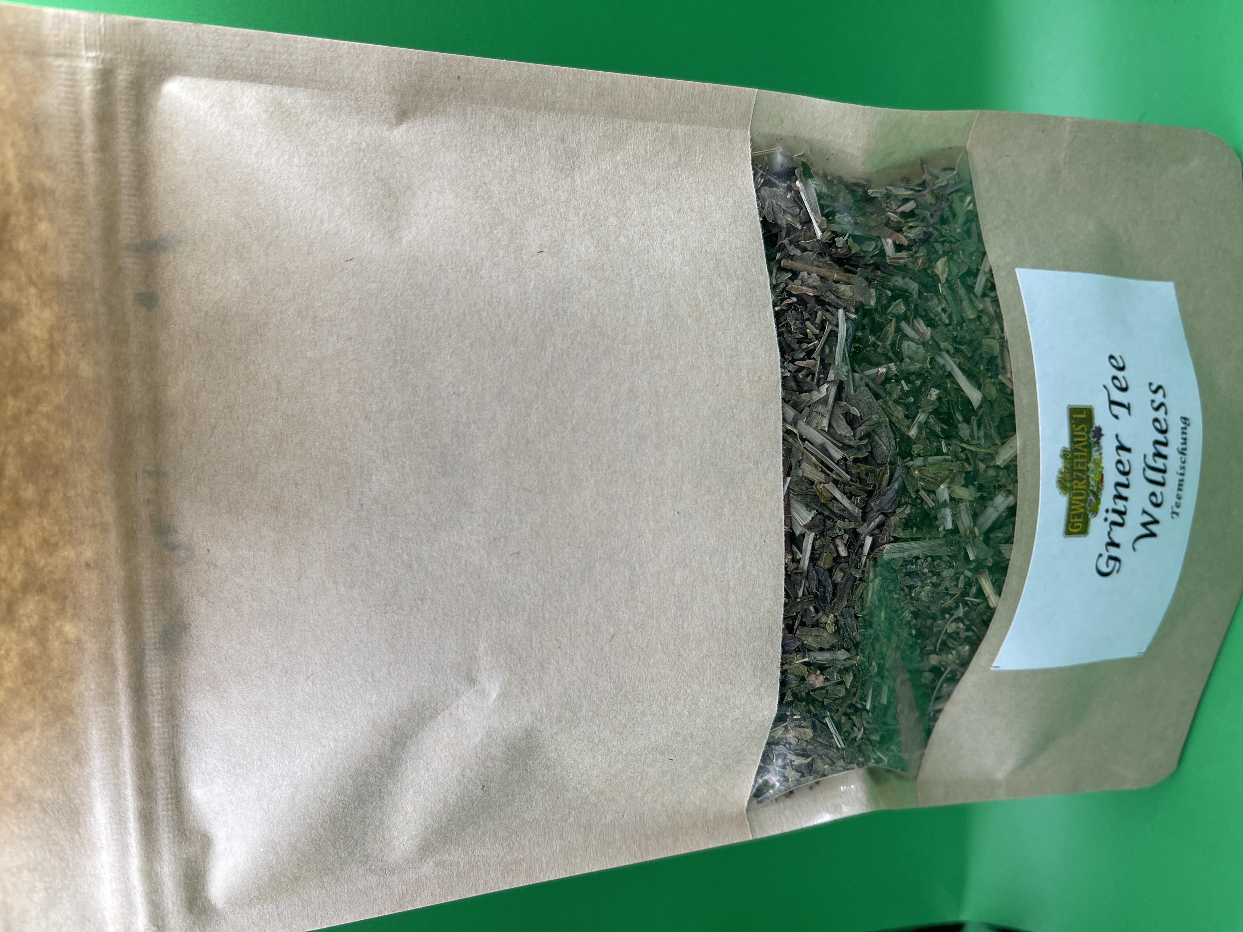 Wellness-Grüner-Tee 60 g