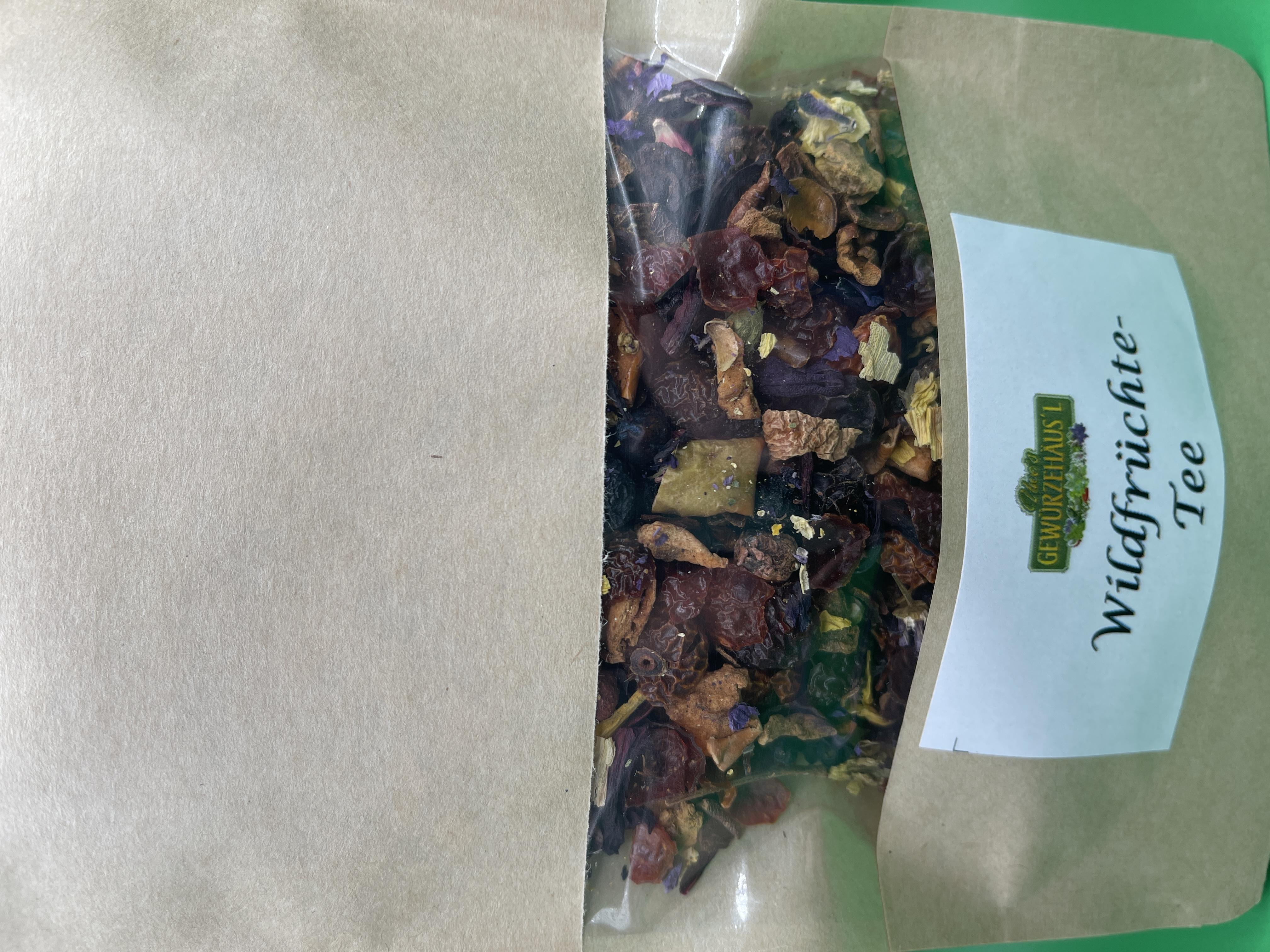 Wildfrüchtetee 75 g