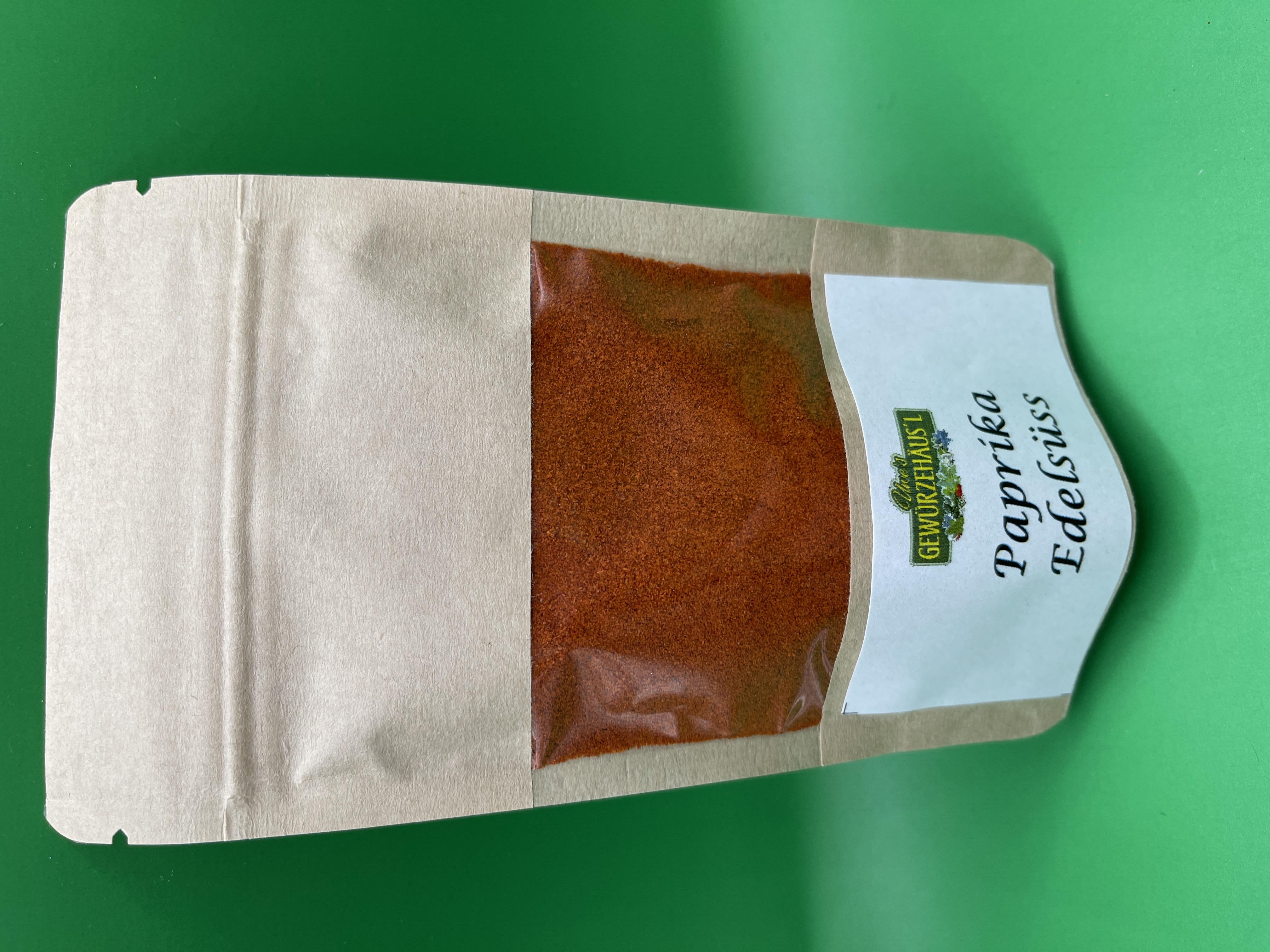 Paprika Edelsüß 40g