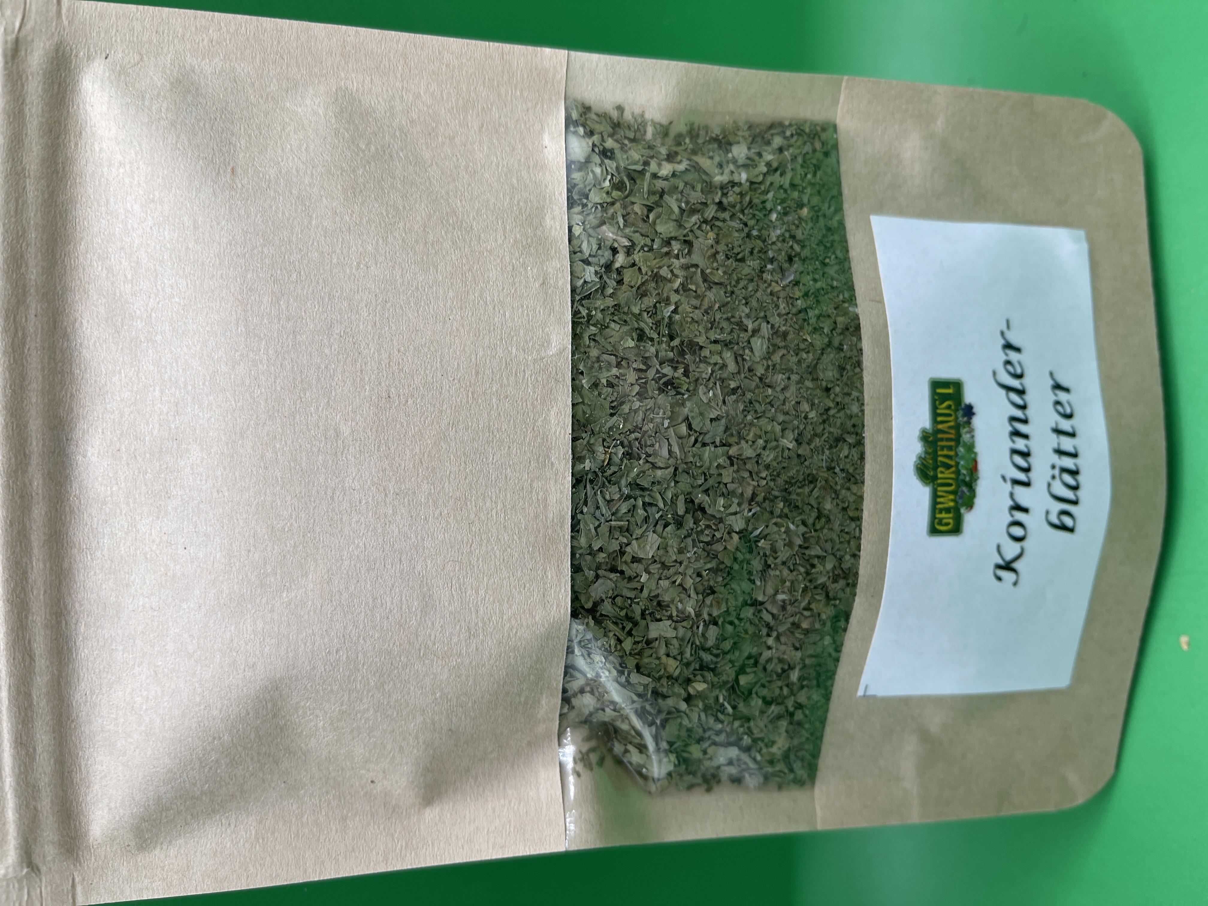 Korianderblätter 15 g